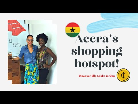 Dee-Dee's girls talk -  Lokko concept store Accra