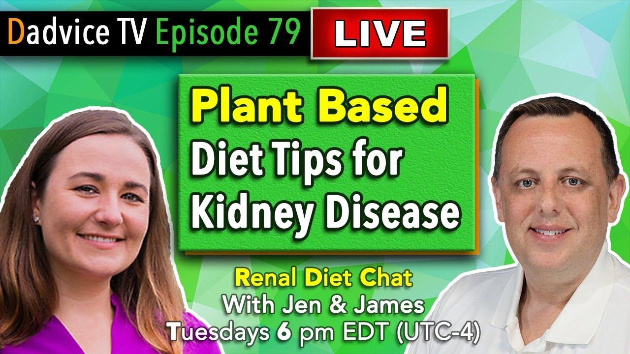 Plant Based Diet for Kidney Disease - Common Mistakes to avoid & tips for better Kidney Health