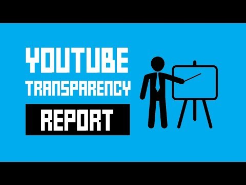 YouTube Transparency Report - 180 Days of Consistency