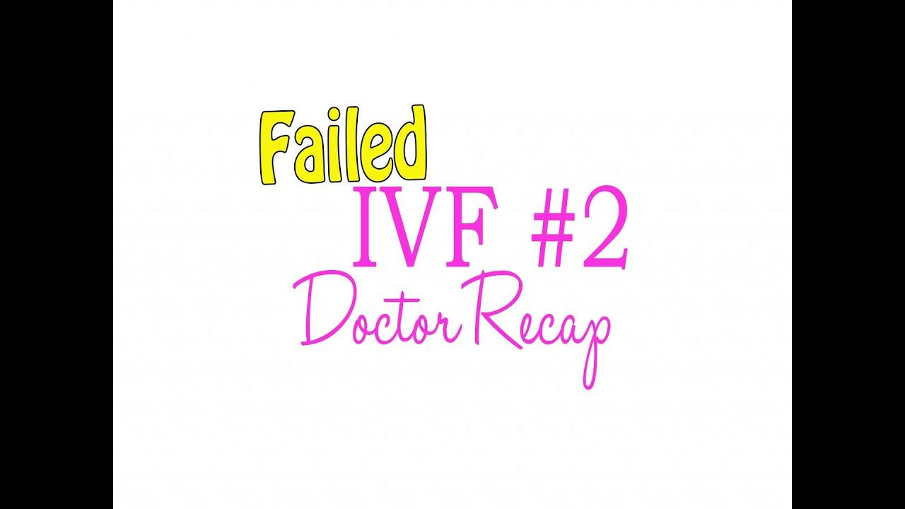 Failed IVF 2