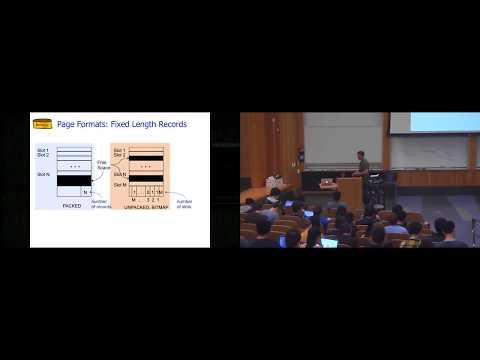 L06 Storing Data: Disks and Files | UC Berkeley CS 186, Spring 2015