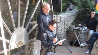 San Luis Obispo police chief reads poem at Orlando shooting remembrance