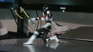 Customizer Corner: Rule 63 Black Ranger (In 1080p) Thumbnail
