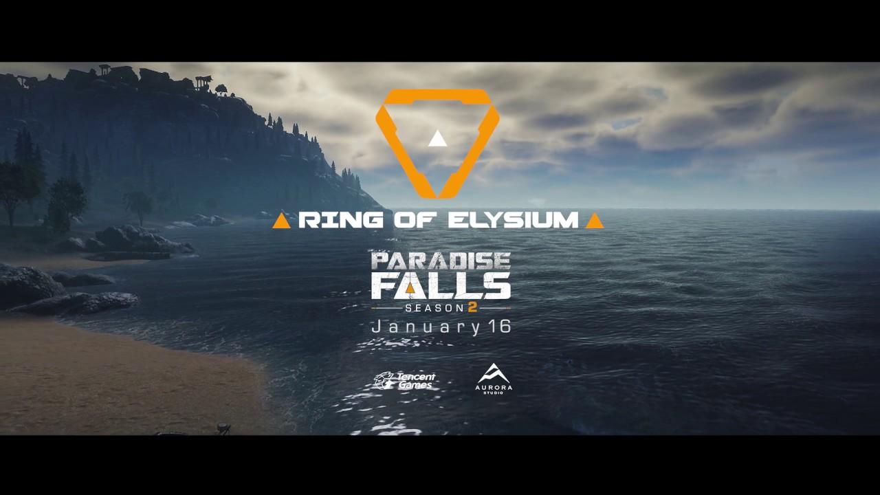 Ring of Elysium Xtreme Survival 2D & 3D Challenge