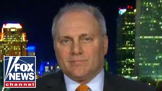 Steve Scalise talks road to recovery and return to Congress