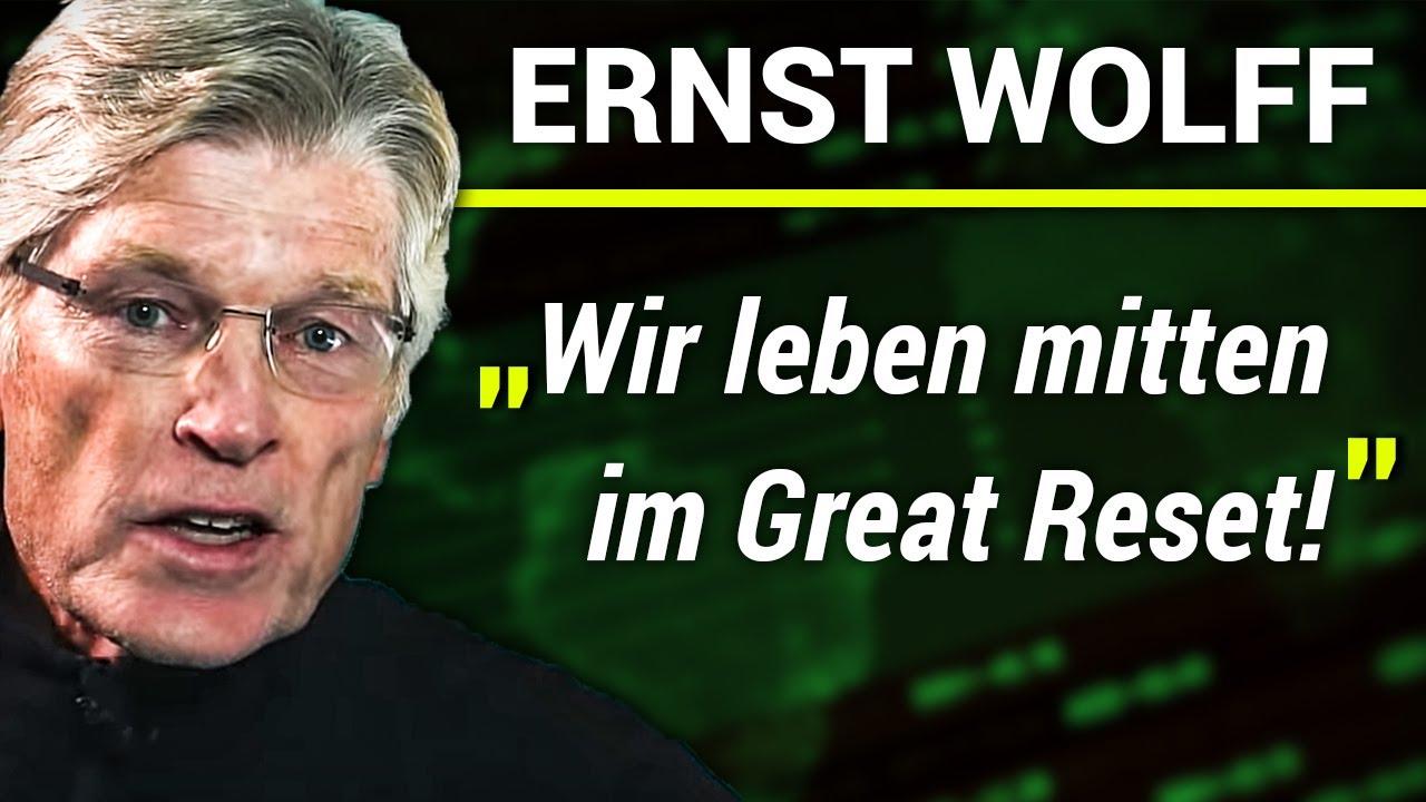 """""""Der Großteil der Menschheit ist hoffnungslos verloren!"""" – Ernst Wolff"""
