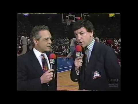 Chicago Bulls @ Philadelphia 76ers (1991 NBA Playoffs)  Eastern Conference Semifinals - Game 4