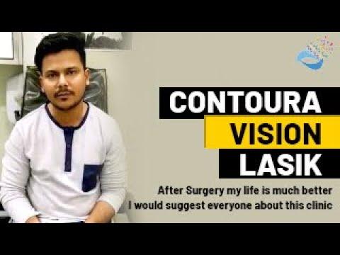 Eye Specialist In Mumbai | Contours Vision Patient | Dr Nita Shah | Aayush Eye Clinic |Eye Care Tips