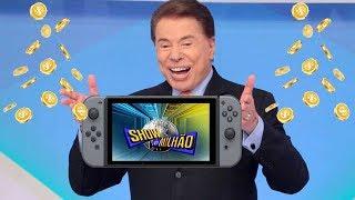 Silvio Santos Show do Milhão: Como Perder um Milhão de Reias Nintendo Switch