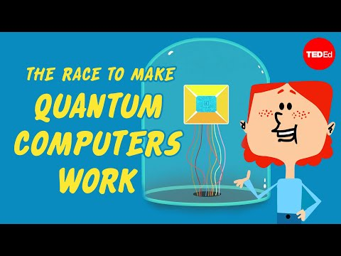 Video image: The high-stakes race to make quantum computers work - Chiara Decaroli