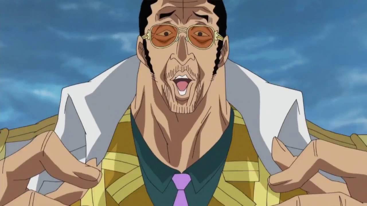 One Piece | OP Spells (Kizaru) - Yasakani no Magatama ...