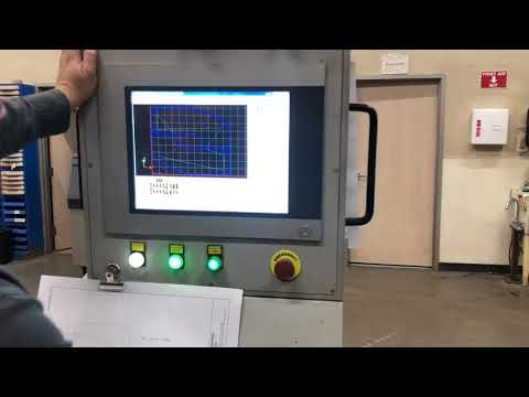 Flow Water Jet Start Up Procedure