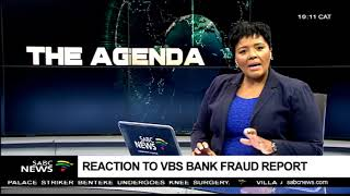 IFP - Reaction to VBS Bank fraud report