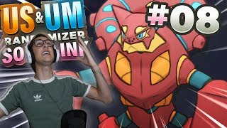 WHY DOES EVERYONE HAVE THIS POKEMON?! (Pokemon USUM Randomizer Soul Link • #08 • w/ FeintAttacks)