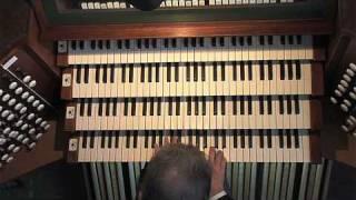 The Savior's Triumph - Organ Improvisation by Gerre Hancock