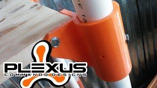 Plexus - The Ultimate Modular Utility Shelf System