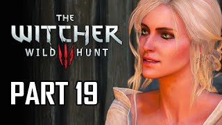 The Witcher 3: Wild Hunt Walkthrough Part 19 - Ciri Horse Race (PC Let's Play Commentary)