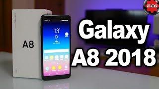 Samsung Galaxy A8 2018 unboxing y primeras impresiones