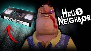 EL NUEVO VIDEO SECRETO QUE NO VISTE DE HELLO NEIGHBOR - elOrioN