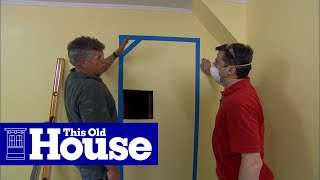 How to Create an Interior Door Opening | This Old House
