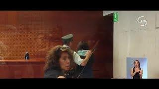 Formalizan a ex trabajadores que planearon asalto a mueblería - CHV Noticias