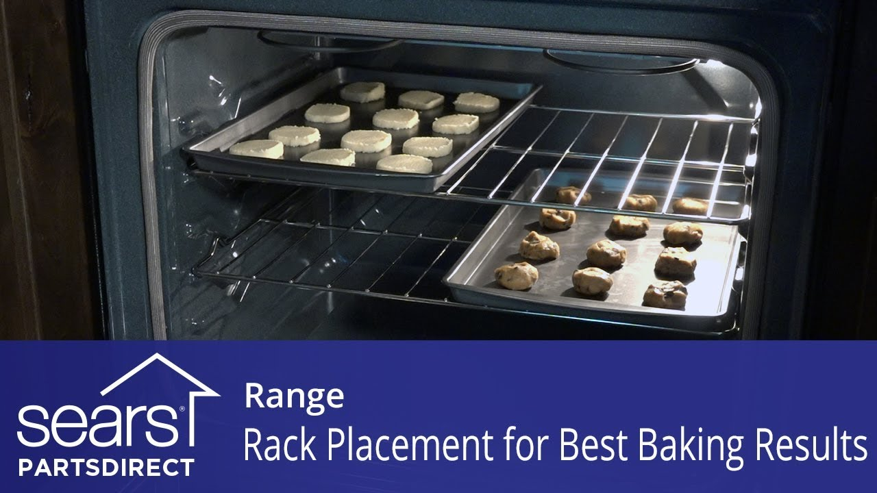 Oven Rack Placement For The Best Baking Results Youtube