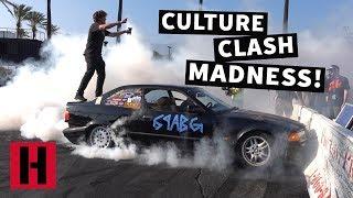 BURNYARD BASH IV: CULTURE CLASH!!!