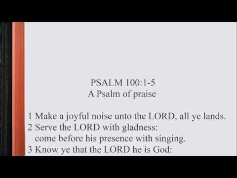 psalm-100:1-5-♩♫-kjv-scripture-song,-full-chapter