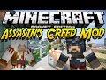 [0.10.5]Assasin's Creed Mod - Minecraft Pocket Edition - MCPE MOD SHOWCASE