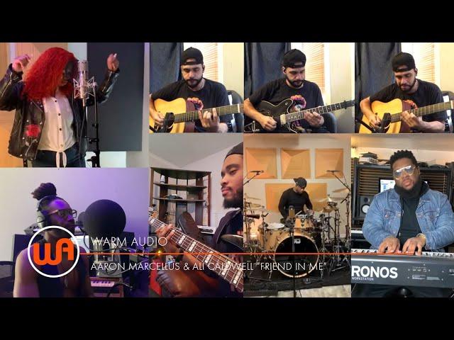 Warm Audio // Aaron Marcellus & Ali Caldwell