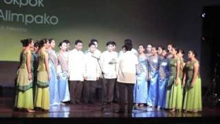 Coro San Antonio at La Salle Green Hills 09