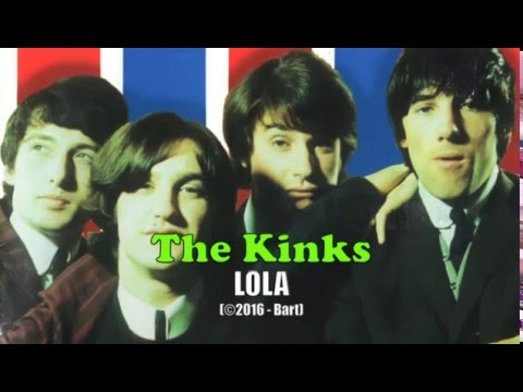 The Kinks  Lola Karaoke