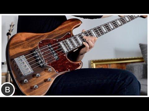 Mayones Jabba 5 Hadrien Feraud Signature Bass