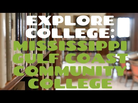 Mississippi Gulf Coast Community College 3D Video