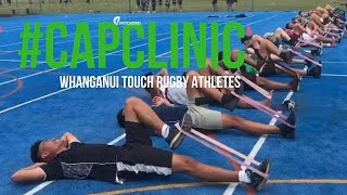 CAPAlthletes: Whanganui Touch Rugby, TOUCH RUGBY| CLINIC