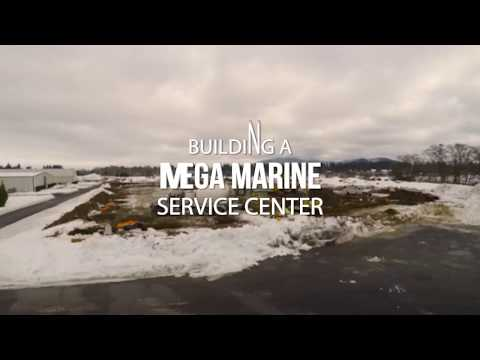 Hagadone Mega Marine Service Center