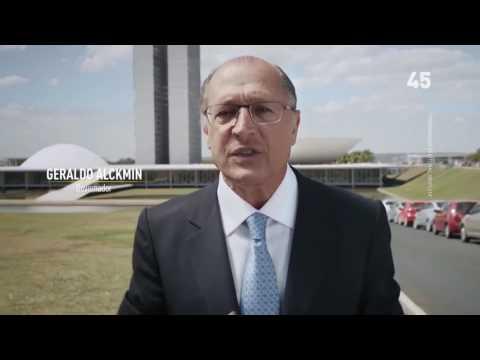 Geraldo Alckmin Presidente 2018 | O Melhor (Experiência e Eficiência)