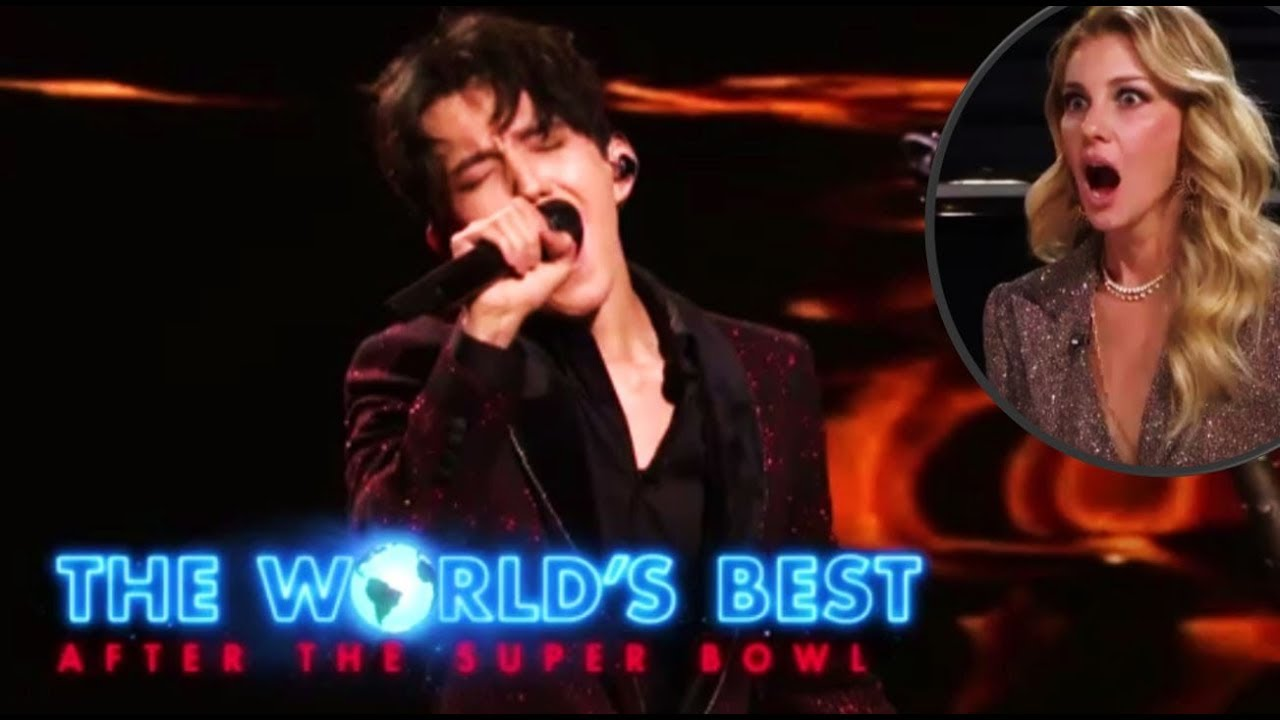 Teaser: Asian Superstar DIMASH Kudaibergen Is Coming To America! | World's  Best 2019