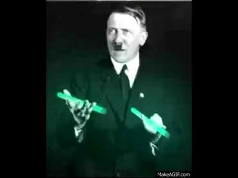 Hitler Rave - Zombie Nazi Babe