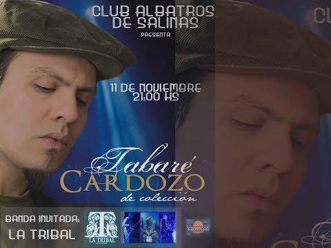 TABARE CARDOZO y La Tribal en Club Albatros de Salinas