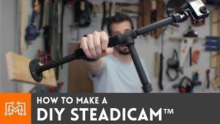 DIY Steadicam™ (Camera counter balance) // How-To