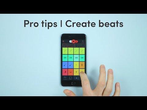 Create beats | Beat Snap Pro tips