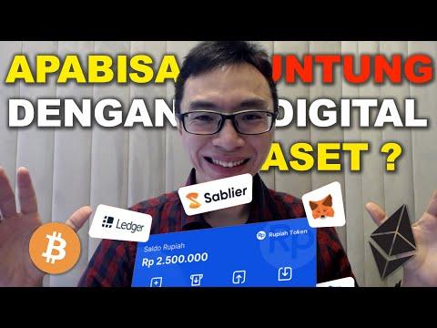 Cara Untung dengan Digital Asset!