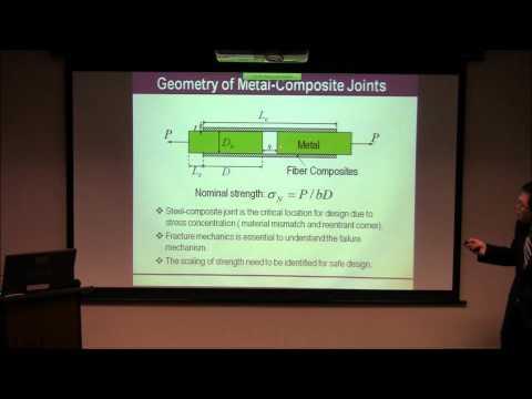 Astani Dept Seminar: Scaling of Fracture in Quasibrittle Structures