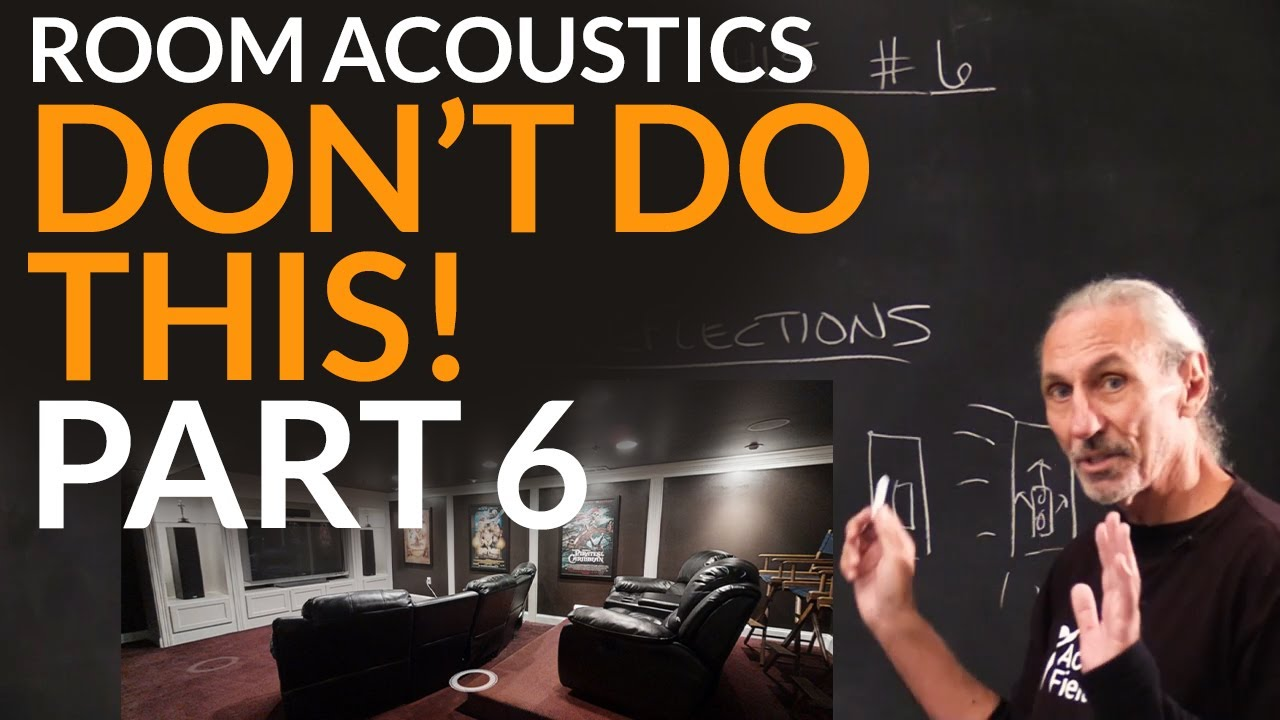 Don't Do This! #6 - www.AcousticFields.com