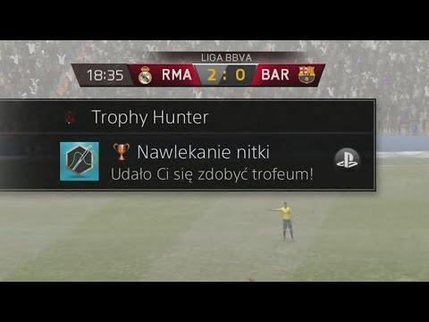 FIFA 16 | Nawlekanie Nitki | Trofeum