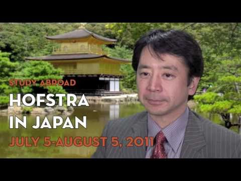 Study Abroad: Hofstra in Japan
