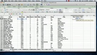 Building 'If-Then' Statements in Excel : Advanced Microsoft Excel