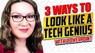 Cool PowerPoint Astuces pour ressembler à un Tech Genius (Live Sondages, des Animations et bien Plus encore!)