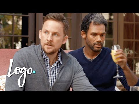 The Straight Gay Wedding Planner | Gay Skit Happens | Logo